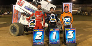 Molly with Breakthrough WSS Win at Latrobe