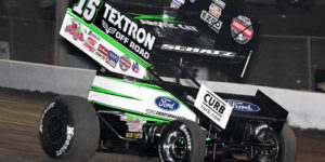 Schatz Carries STIDA Winged 410 Power Rankings Lead into Vegas