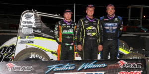 Stockon Stops Em in Winter Dirt Games Round One