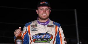 Sunshine's State in USAC Winter Dirt Games Round Two