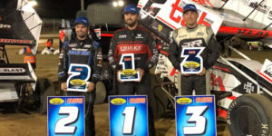 Veal Victorious at Latrobe