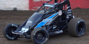 Bernal Takes Tulare USAC West Coast Sprint Car Honors