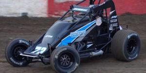 Bernal Takes Tulare USAC West Coast Sprint Car Honors