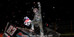 Eliason Earns First WoO Win