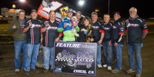 Forsberg Fastest in Silver Cup Opener
