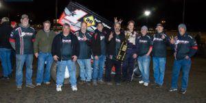 Forsberg Steals Silver Cup on Last Lap