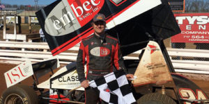 Wolfe Wins Williams Grove Opener