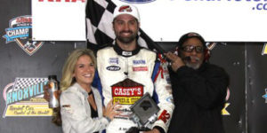 Austin McCarl Gets First Knoxville Score on Opening Night