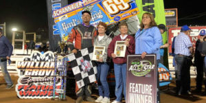 Dewease Defeats All Stars in Hinnershitz Memorial