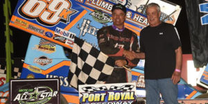 Dewease Does it Again in Kauffman Classic
