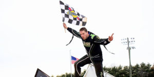 Esh Earns First 410 Win at Lincoln