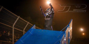 Mitchell Faccinto Fastest in SCCT Opener