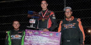 Liggett Topples USAC/CRA at Tulare