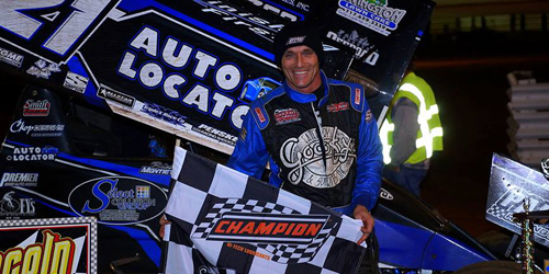Montieth Makes it Two in a Row at Lincoln with Spring Championship Score