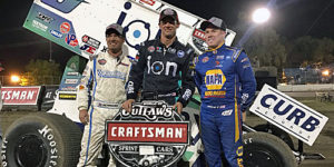 Pittman Breaks Out of WoO Funk with Ditch Win