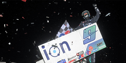 Pittman Strikes Again in Texas Outlaw Nationals Opener