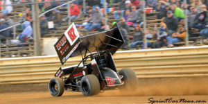 Reutzel Guns for Mansfield $100K after another Pair of All Star Top Tens