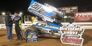 Ryan Taylor Takes Second Career Grove Win