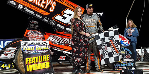 Zearfoss Adds Another with Port Royal Triumph as Wolfe Whips URC
