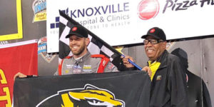 Blackjack Three-peats at Knoxville