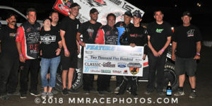 Gio Scelzi Scores SCCT Win at the Peter Murphy Classic