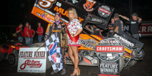 Gravel Gets the W at Haubstadt