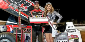 Heimbach Maneuvers to ASCS Win at Selinsgrove
