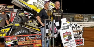 Hodnett Topples ASCS at the Grove
