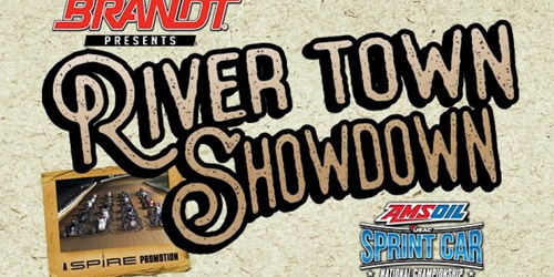 USAC Sprint Car Rivertown Showdown Washed Out