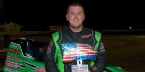 Roa Rules USAC/CRA at Ventura