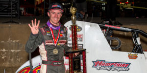 Swanson Wins Fourth Consecutive Hoosier Hundred