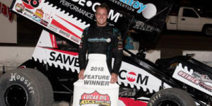 Bogucki Beats the Devil's Bowl for First ASCS Win