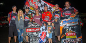 Johnson Best in Jackson Nationals Opener