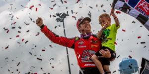 Ragin' Cajun Doubles Up at Jackson Nationals