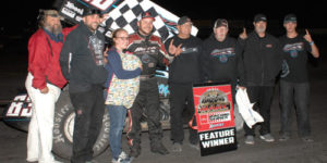 Hirst First Again with NARC at Petaluma