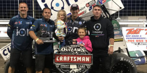 Pittman Plunders Outlaws at Nodak