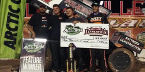 Reutzel Rules All Stars at Lernerville