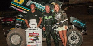 Swindell Scores Speedweek Honors at Amarillo