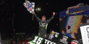 Schatz Cashes in at Jackson Nationals for $40K