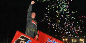 Wayne Johnson Lands Lawton ASCS Speedweek Win