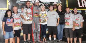Blackjack in a Wild One at Knoxville