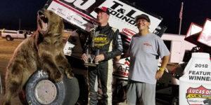 Covington Conquers Grizzly Prelim
