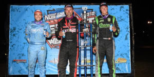 Darland Picks up Putnamville ISW Honors