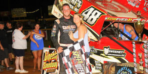 Dietrich Fends off Dewease in Gobrecht Memorial