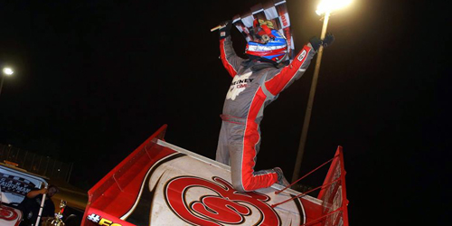 Dietrich Denies Larson at Lincoln