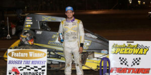 Grant Garners Sprintacular Night Two Win