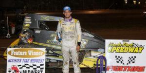 Grant Garners Sprintacular Night Two Win