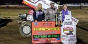 Son of Sam Sr. Wins the Brownfield Classic