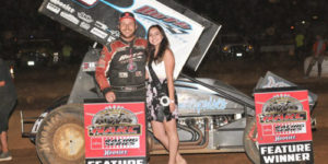 Hirst Plunders Placerville for NARC/KWS Win