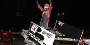 Hirst & Sanders Score SCCT Weekend Wins